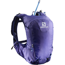 Salomon Skin Pro 15 Bag Set Purple Opulence/Medieval Blue
